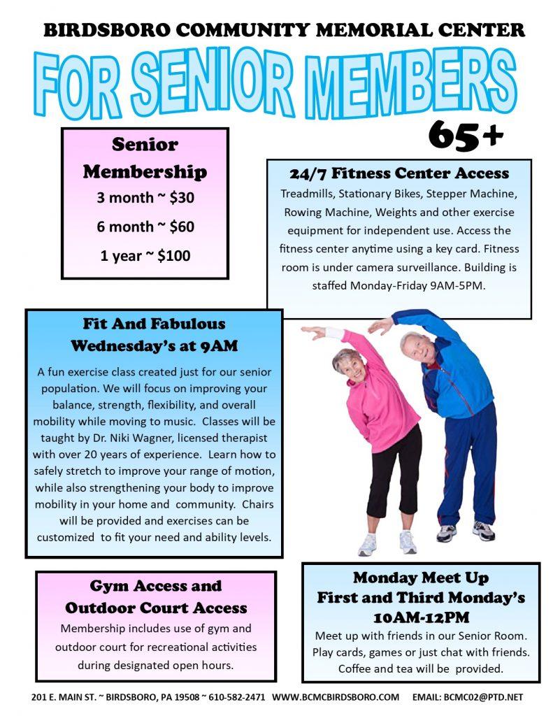 Senior Memberships2
